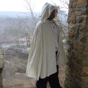 Silk Cloak