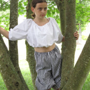 Childs Crop Top